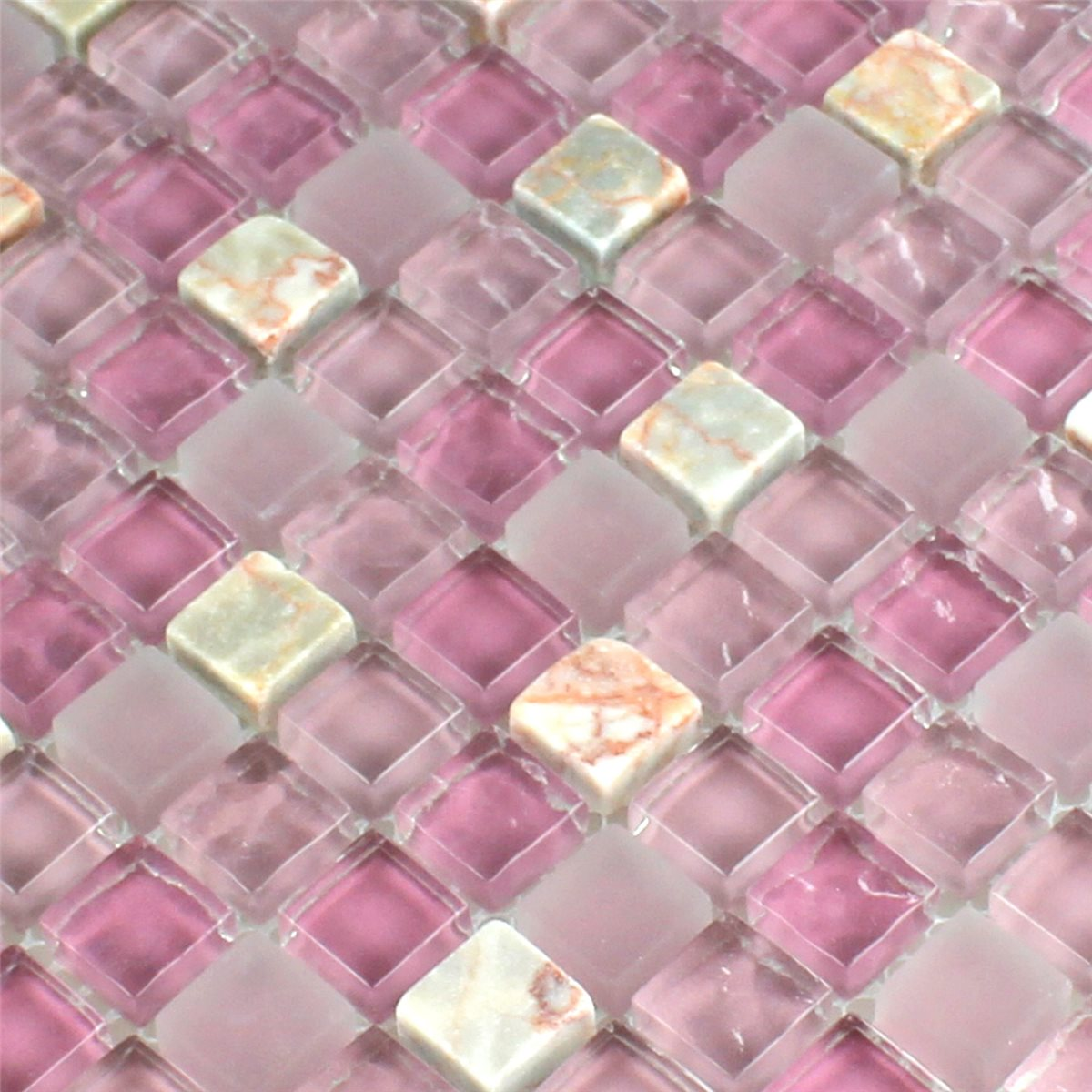 Crackle Glass Tile X
