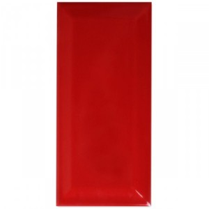 MUSTER Marazzi Diamond Metro Style Red Facette