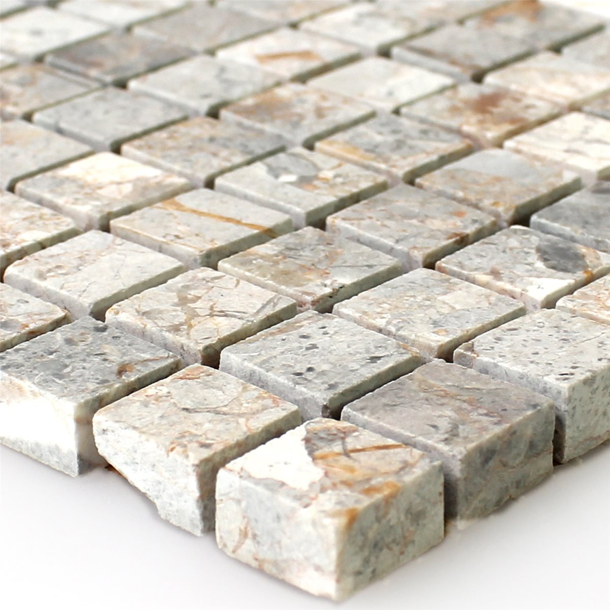 Glass And Stone Tile